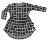 HUXBABY alpha dress