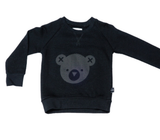 Huxbaby Black jumper