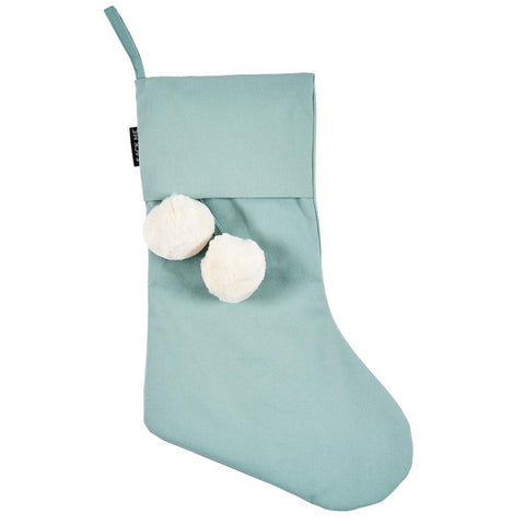 Sack Me - Christmas Stocking - Seafoam