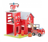 New Classic Toys - Large Fire Station