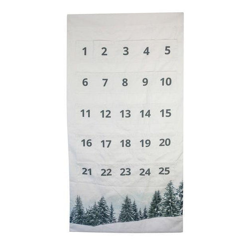 Advent Calendar - Down To The Woods - Advent Calendar