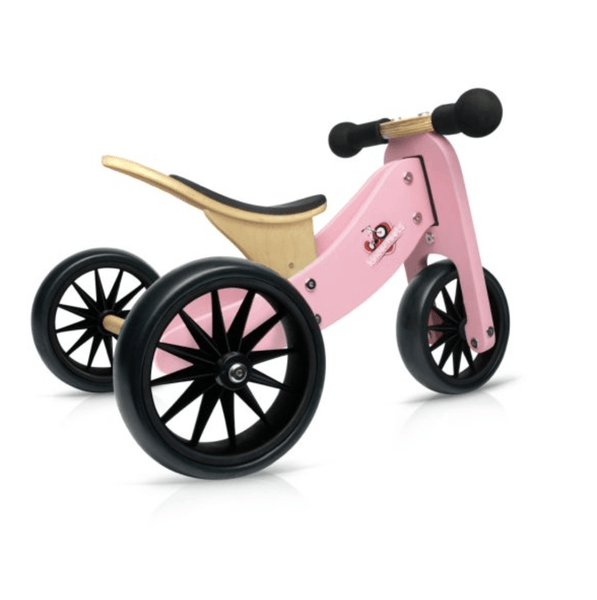 Bike - Kinderfeets - Tiny Tot Balance Bike - Pink
