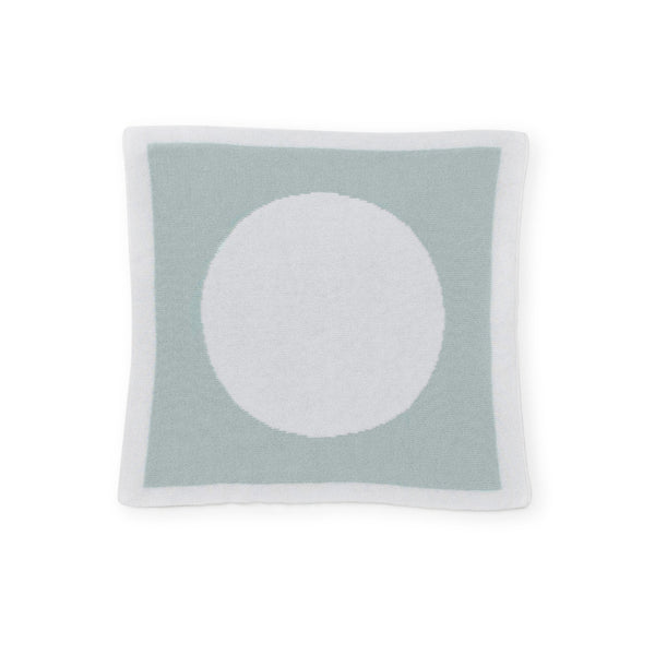 Blanket - KENZI LIVING - CIRCLE REVERSIBLE SECURITY/DOLL BLANKET - MINT