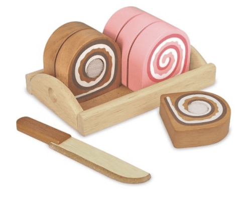 Cake - I'm Toy - Swiss Roll