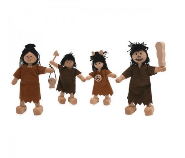 Dinosaur - I'm Toy - Cavemen Family