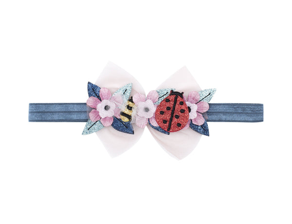 Hair Accessories - Billy Loves Audrey - Garden Stretch Headband