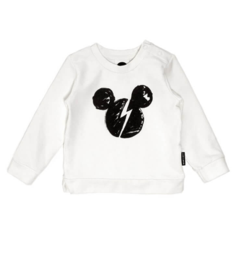 Jumper - Sproet And Sprout - Thunderbolt Mickey Sweater