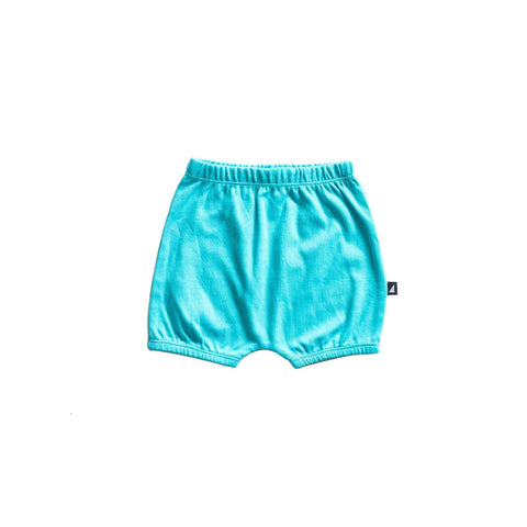 Shorts - ANARKID ORGANIC - BLUE BLOOMERS