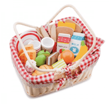 Wooden Toys - Classic Toys - Picnic Basket Set