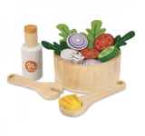 Wooden Toys - I'm Toy - Salad Set