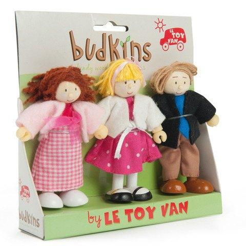 Wooden Toys - LE TOY VAN - FAMILY SET