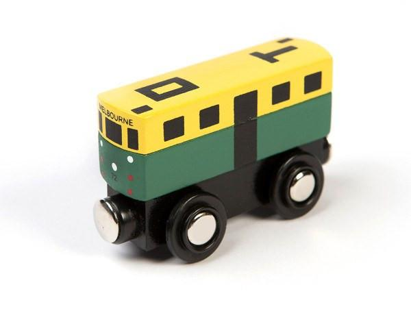 Wooden Toys - Make Me Iconic - Mini Tram