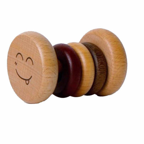 Wooden Toys - Soopsori - Bobbin Rattle