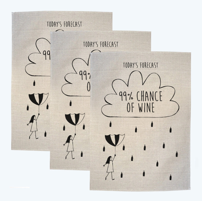 Bundle - 3 Tea Towels