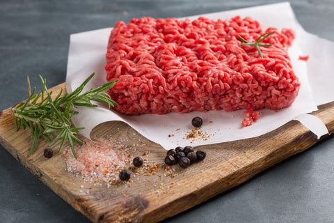 Grass-Fed Ground Beef Box<br> Extra-Extra lean