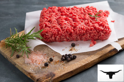 Texas Longhorn - Ground Beef Box <br> Extra-Extra lean