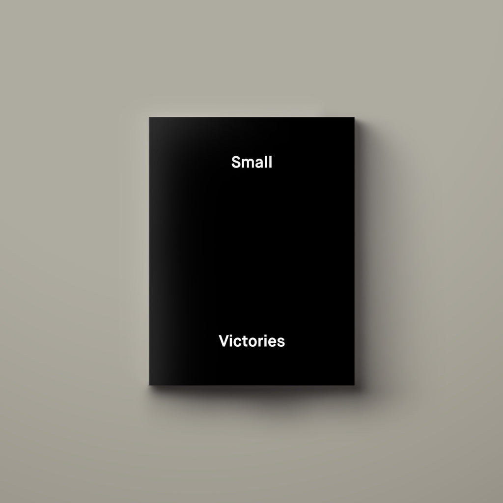 Small Victories Book (Pre-Sale)
