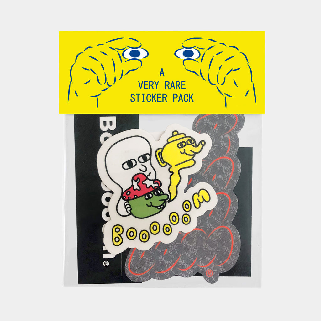 Big Sticker Pack
