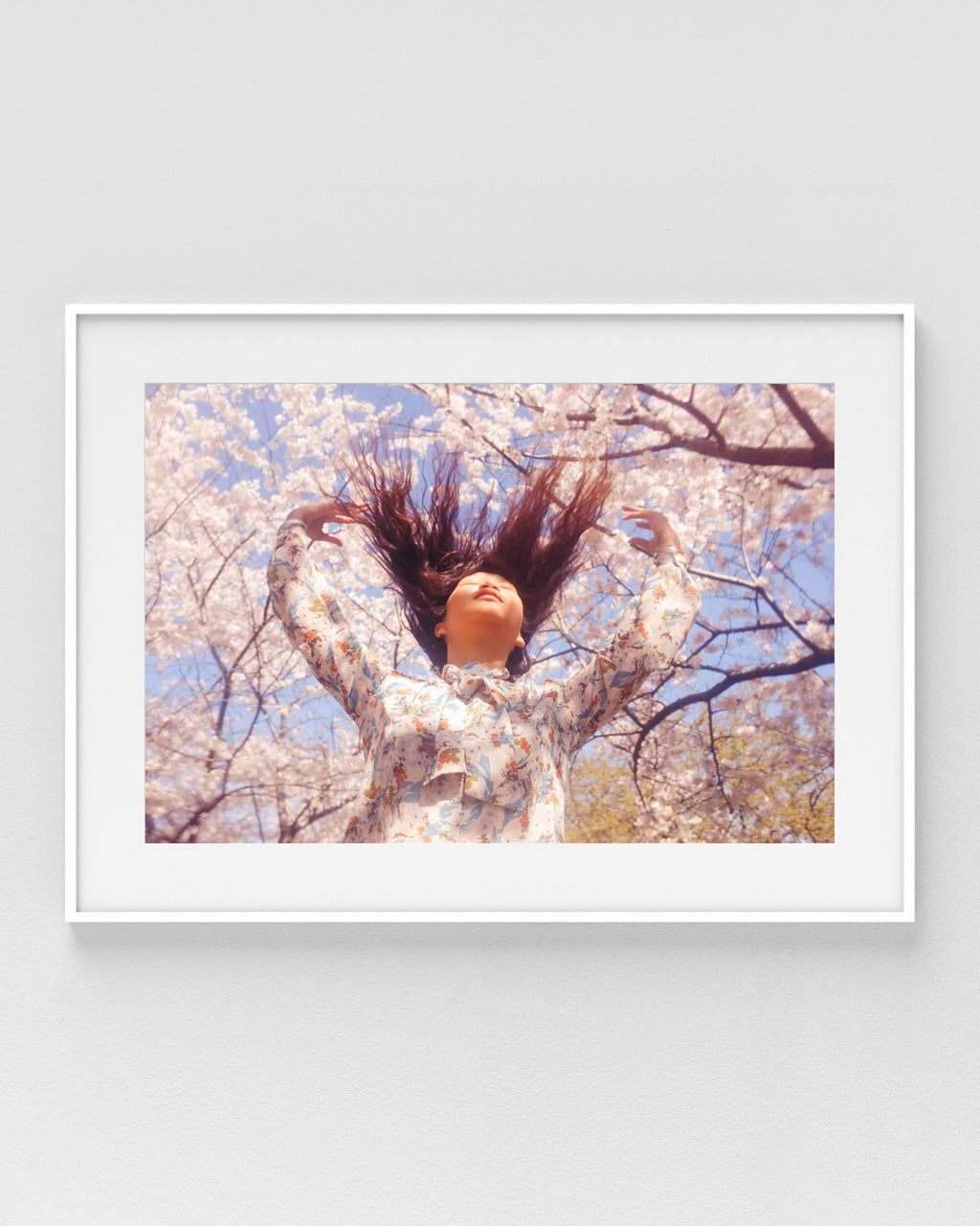 "Kate Sweeney ""Beth at the park"" Print (Edition of 40)"