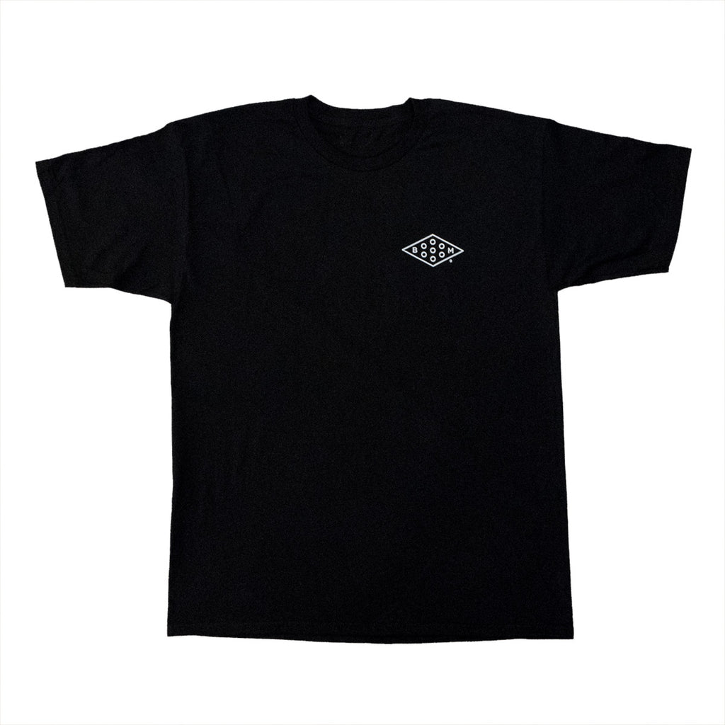 Booooooom Diamond Logo T-Shirt
