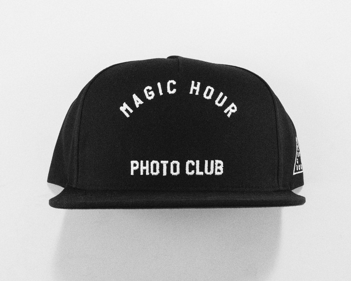 Magic Hour Photo Club Snapback
