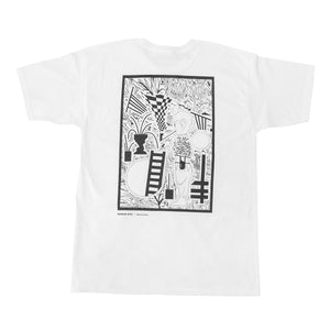 Ladder T-Shirt by Patrick Kyle