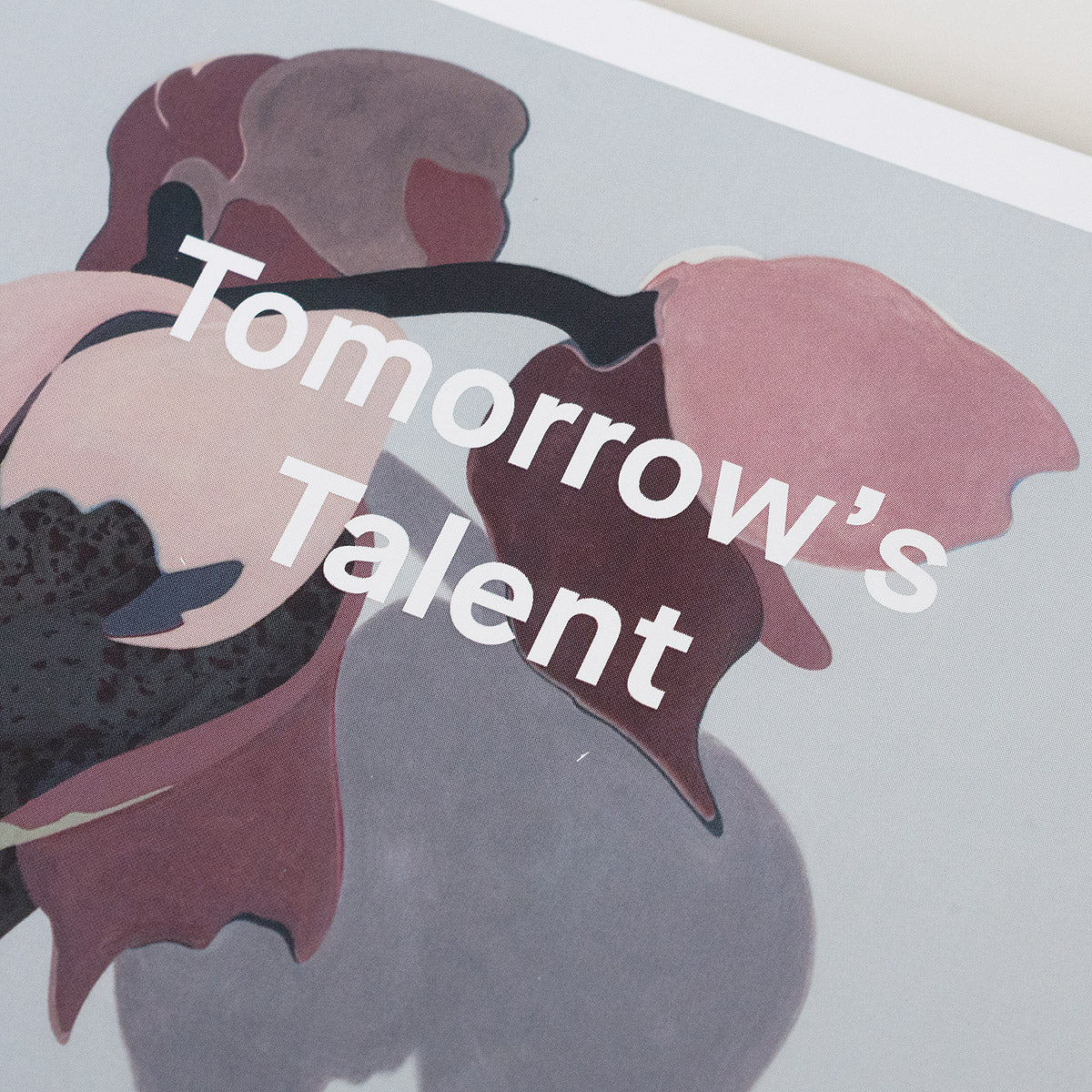 Tomorrow's Talent Book (Pre-Sale) for Artists
