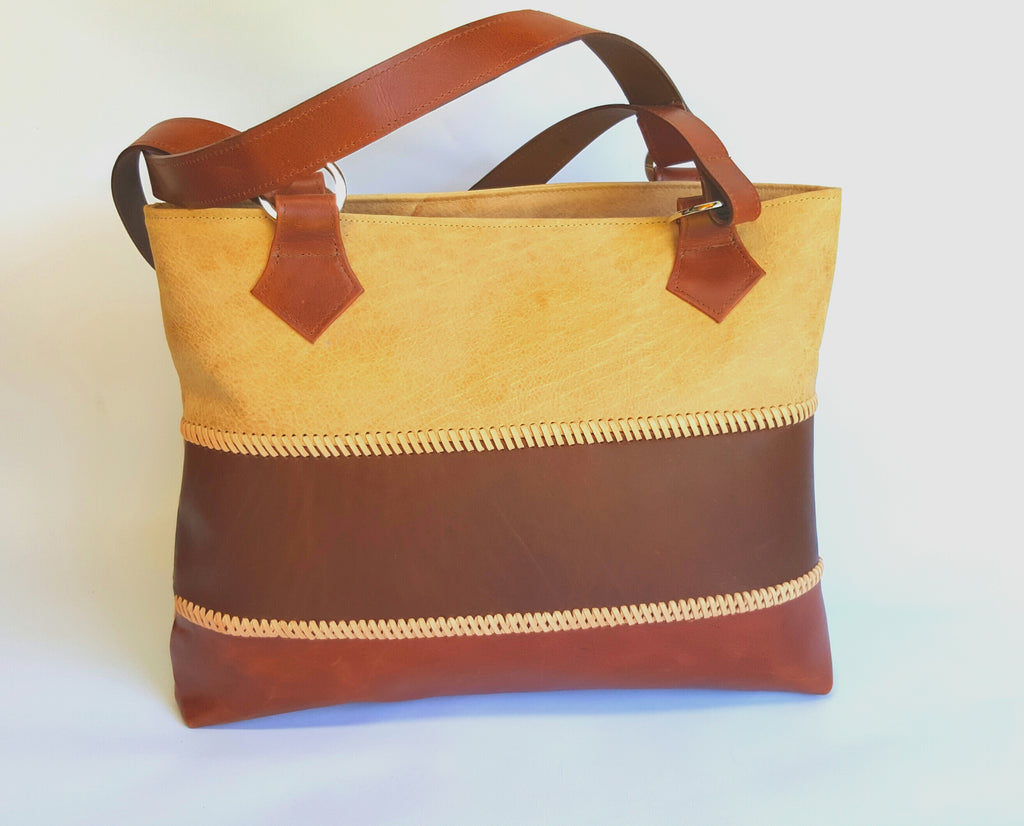 Katlyn - Exquisite Leather by Cherryl McIntyre, Brisbane Australia