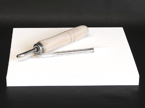 Deluxe Course Kit - Leather Tools & Materials Only- To Compliment the Online Deluxe Tutorial from the Hat Academy Website