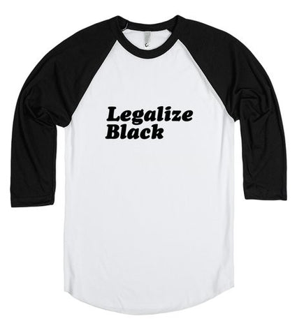 Legalize Black Long Sleeve