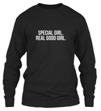 Special Girl Raglan/Long Sleeve