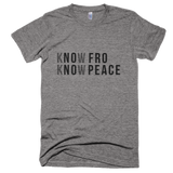 Know Fro, Know Peace