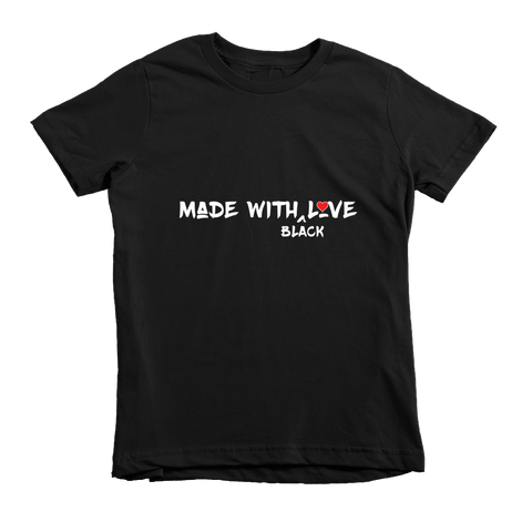 Made with Black Love Kids Tee