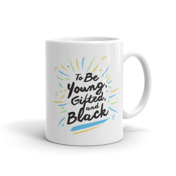 Young, Gifted, & Black Mug