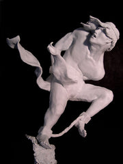 Prometheus sculpture by David Master
