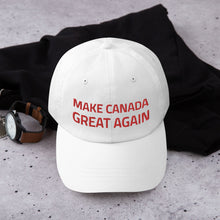 Load image into Gallery viewer, Make Canada Great Again 10 - Baseball Cap