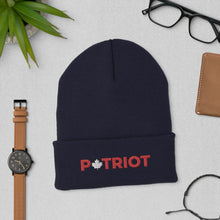 Load image into Gallery viewer, Patriot - Cuffed Tuque/Beanie