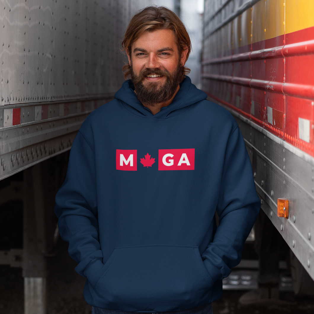 Make Canada Great Again 1 - Unisex Hoodie