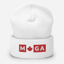 Load image into Gallery viewer, Make Canada Great Again 1 - Cuffed Tuque/Beanie