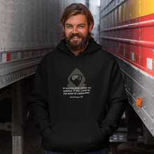 Load image into Gallery viewer, If Fascism Ever Comes To America - Unisex Hoodie