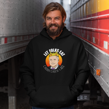 Load image into Gallery viewer, Let Folk Eat Cherry Cheese Cake - Unisex Hoodie