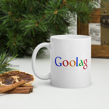 Load image into Gallery viewer, Goolag - White glossy mug