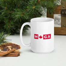 Load image into Gallery viewer, Make Canada Great Again 1 - White glossy mug
