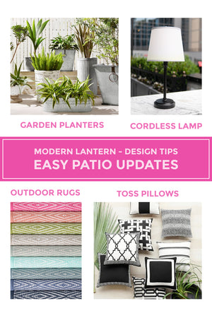 outdoor living patio design tips