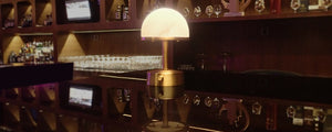 New Mini cordless lamps setting the mood for the hospitality industry