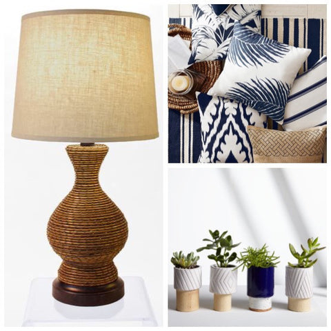 outdoor trend in lighting and accessories