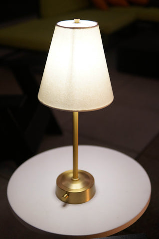 modern lantern mini cordless buffet lamp side table