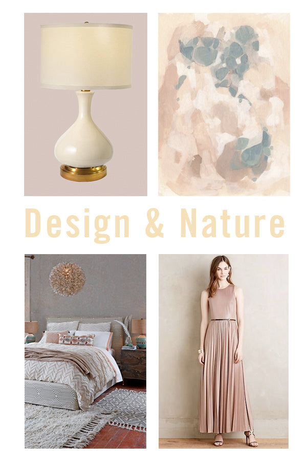 design and nature trend february 2016 by modern lantern
