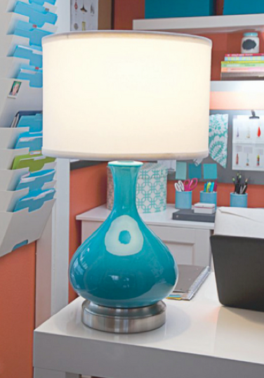 360 West Magazine show Modern Lantern cordless lamp