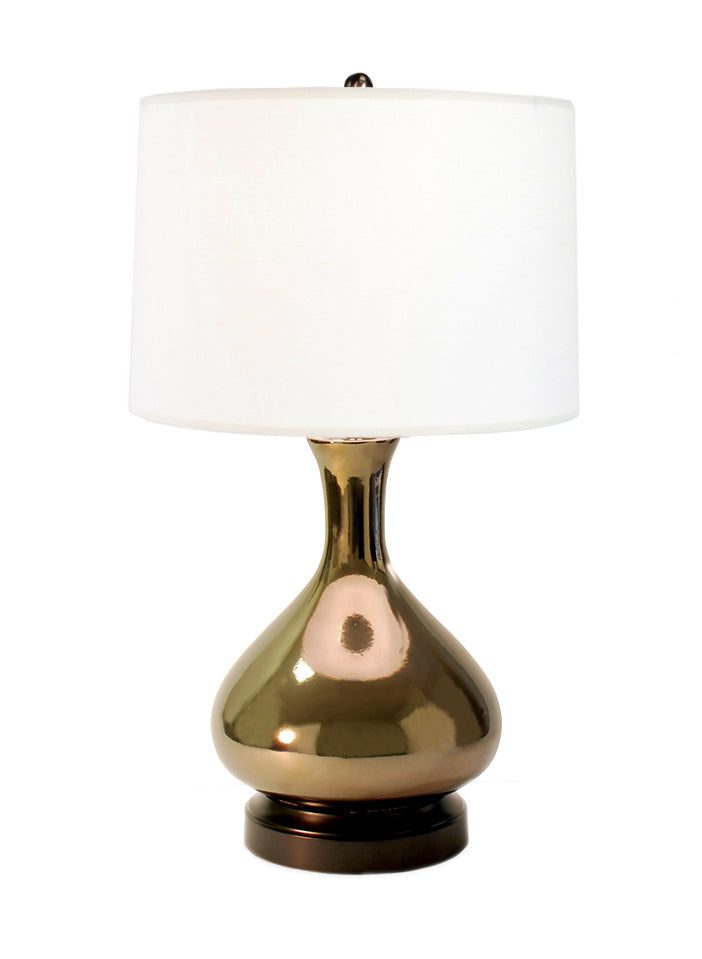 Bartlett Bronze Cordless Lamp Lamps Made In The USA Rechargeable Battery Operated